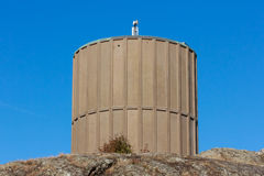 Big water tank Royalty Free Stock Photo