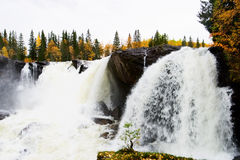 Big Waterfall Stock Photography