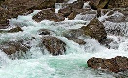 Big waterfall. Stock Photography