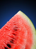 Big watermelon slices Royalty Free Stock Images