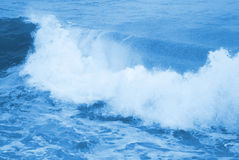 Big wave Stock Image