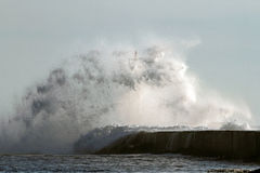 Big wave Stock Photography
