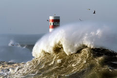 Big wave Stock Photos