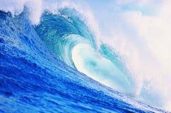 Big wave Stock Photography