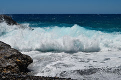 Big wave Royalty Free Stock Images