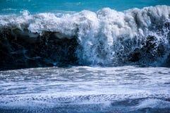 Big wave Stock Image
