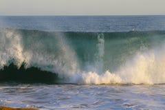 Big Wave. Crashing big wave at the Wedge, in Newport Beach, Ca Stock Photos