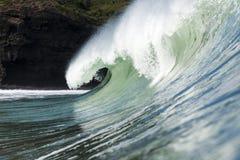 Big Wave, Piha Royalty Free Stock Photos