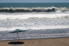 Free Big Waves Royalty Free Stock Photography - 2295307