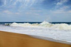 Big waves ocean Royalty Free Stock Image