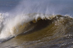 Big Waves Royalty Free Stock Images