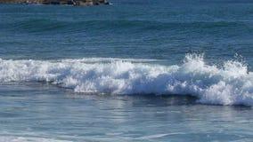 Big waves stock video footage