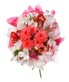Big wedding bouquet Stock Image