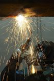 Big welder Stock Images