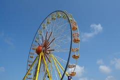 Big wheel royalty free stock photos