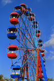 Big wheel 2 stock photo