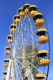 Big wheel. Big wheel in Samara rest park Royalty Free Stock Images