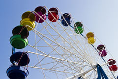 Big wheel Royalty Free Stock Photography