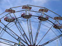 Big wheel Royalty Free Stock Images