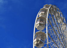 The big wheel in Birmingham city Stock Image