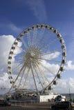 Big wheel on Brighton seafront Royalty Free Stock Image