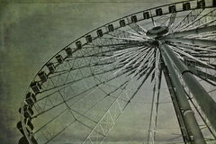 Big wheel Royalty Free Stock Photos