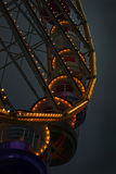 Big wheel at dusk Royalty Free Stock Photography