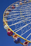 Big wheel Stock Image