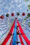 Big wheel Royalty Free Stock Image