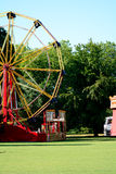 Big wheel at fun fair Royalty Free Stock Images