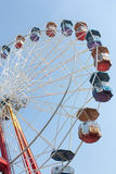 Big wheel. Nobody Royalty Free Stock Photos