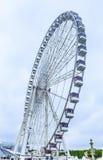 The Big Wheel Roue de Paris at Place de la Concorde Royalty Free Stock Image