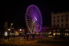 Big wheel Royalty Free Stock Photography