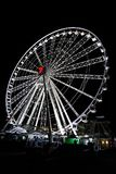 A big wheel in south bank parklands, Brisban, Austrialia stock photo