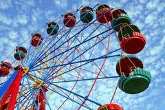 Big wheel Stock Image