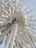 Big Wheel under construction Royalty Free Stock Image
