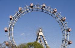 Big-wheel in vienna Stock Images