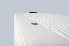 Big white  mattress. Big white aqua  mattress on air Stock Photography