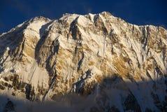 Big white mountains Royalty Free Stock Image