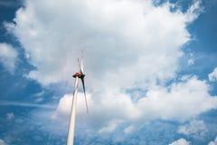 Big Wind Turbine Royalty Free Stock Photography