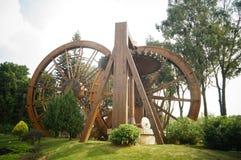 Big windmill Royalty Free Stock Photography