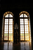 Big Window In Royal Palace Royalty Free Stock Image