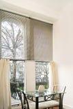 Big windows Stock Image