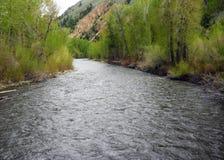 Big Wood River Stock Photography