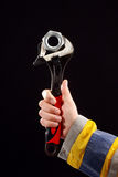 Big wrench Stock Photography