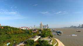 Big wuhan Royalty Free Stock Images