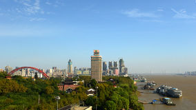 Big wuhan Royalty Free Stock Photos