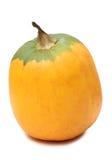 Big yellow pumpkin Royalty Free Stock Photos