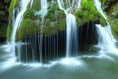 Bigar vattenfall Arkivfoton