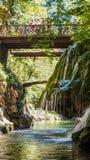 Bigar vattenfall Royaltyfria Foton